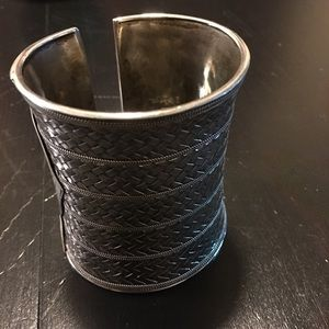 Jewelry - Sterling silver cuff bracelet- Hilltribe
